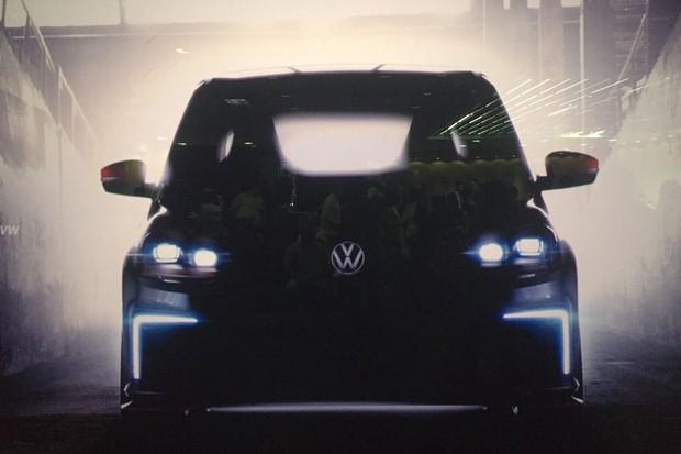 Volkswagen Gol GT Concept foi antecipado por prévia (Foto: Gabriel Aguiar/Autoesporte)
