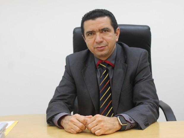 Juiz Douglas Martins é titular da Vara de Interesses Difusos e Coletivos em São Luís (Foto: Divulgação/Corregedoria Geral da Justiça)