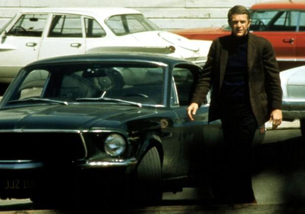 """Steve McQueen em """"Bullitt"""" (Foto: Divulgação)"""