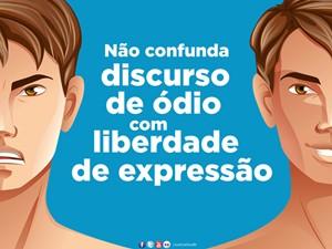 MJ faz campanha para 'bom comportamento' nas redes sociais (Foto: Divulgação/Ministério da Justiça)