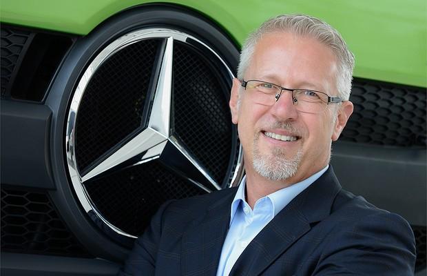 Ari Gomes de Carvalho, diretor de Marketing & Vendas Caminhões Brasil da Mercedes (Foto: Divulgação)