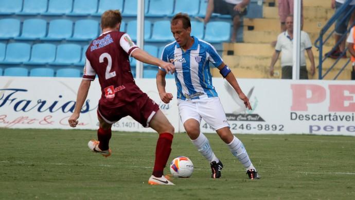 Marquinhos Avaí x Atlético-IB (Foto: Jamira Furlani/Avaí FC)