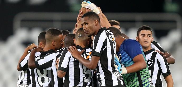 26d949783d Sub-20 do Botafogo se prepara para o Brasileiro (Foto  Twitter oficial do