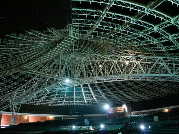 Show de reabertura do Auditório Araújo Viana está com os ingressos esgotados (Foto: Francielle Caetano/PMPA)