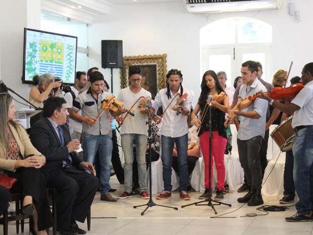 Projetos culturais parados voltarão a acontecer no Piauí (Foto: Catarina Costa/G1)