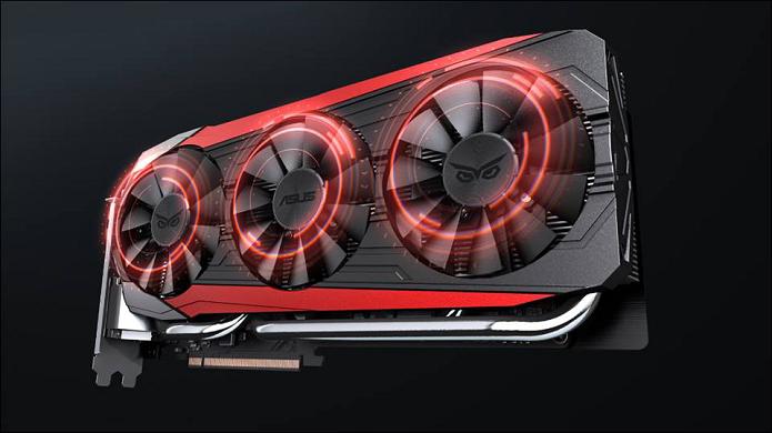 STRIX tem super sistema de resfriamento (Foto: Divulgação)