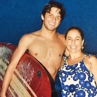 Rafael e Cissa Guimarães (Foto: Reprodução/Instagram)