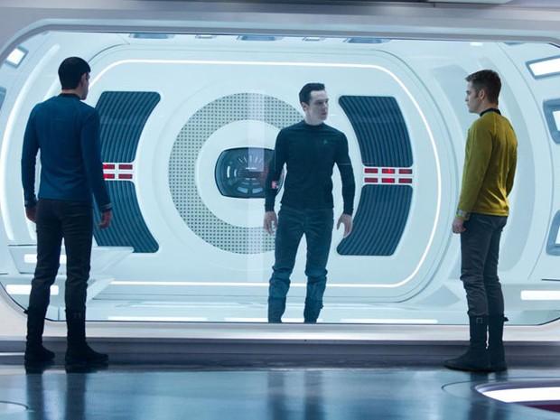 Benedict Cumberbatch interpreta um novo Khan em 'Além da escuridão: Star trek' (Foto: Divulgação)