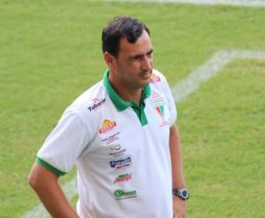 Treinador Eduardo Henrique do Operário CEOV (Foto: Olimpio Vasconcelos)