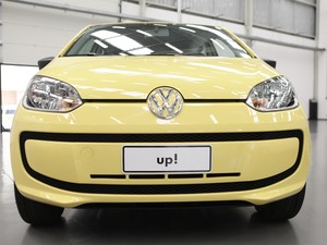 Volkswagen Up! (Foto: Caio Kenji/G1)