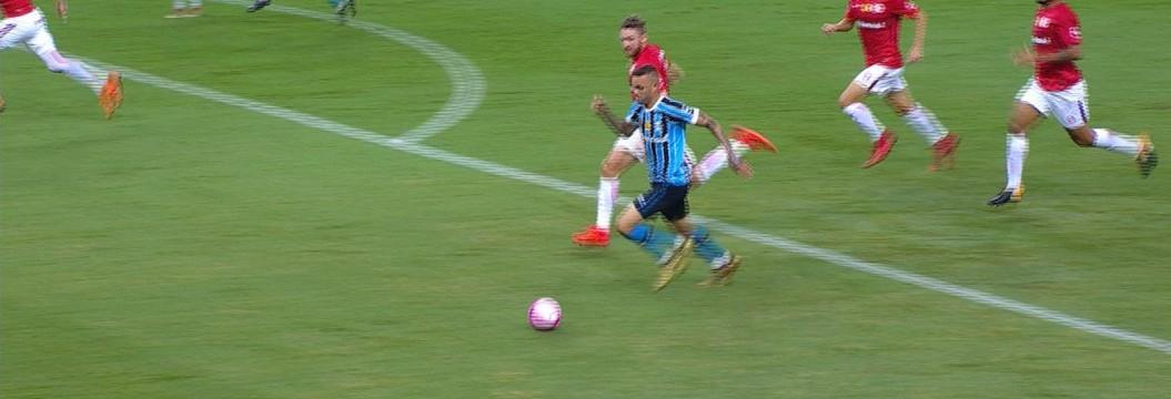 88ee3ff152 Internacional x Grêmio - Campeonato Gaúcho 2018 - globoesporte.com