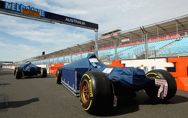 F1 Melbourne (Foto: Getty Images)