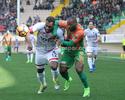 Vágner Love marca e dá assistência em vitória do Alanyaspor na Turquia