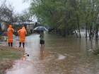 Mais de 9,3 mil pessoas já foram atingidas pelas chuvas no RS