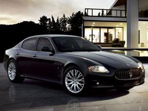 Maserati Quattroporte recall (Foto: Divulgação)