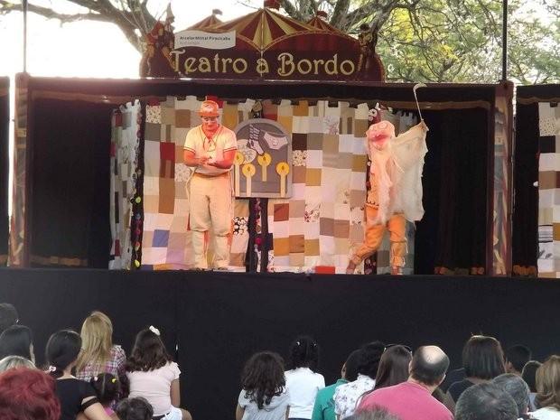 Público pode conferir teatro, cinema e oficinas em Piracicaba (Foto: Divulgação/ Diversão em cena)