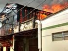 Incêndio destrói bar de área comercial em Sena Madureira