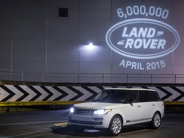 Range Rover LWB (Foto: Divulgação)