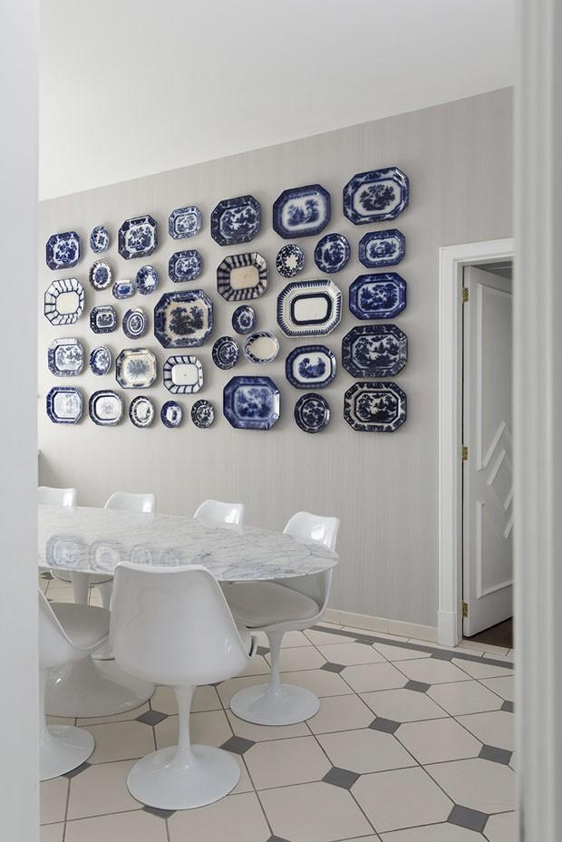 Design e arte colorem apartamento de 280 m² (Foto: Andre Klotz)