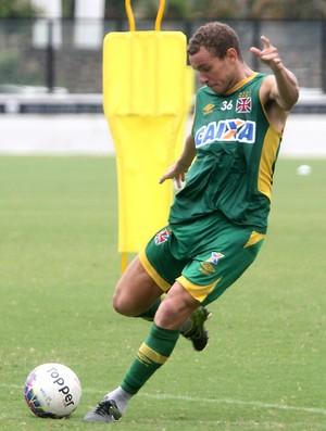 marcelo mattos treino são januário (Foto: Paulo Fernandes / Vasco.com.br)