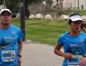 Maratona Jerusalém 5 (Foto: Divulgação TV Globo)
