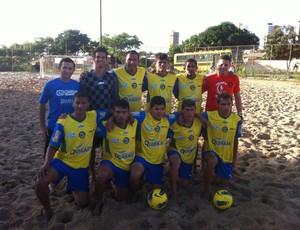 Quixadá, Circuito Nordeste de Clubes de Beach Soccer (Foto: Divulgação)