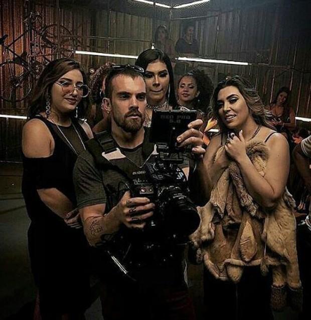 Dani Russo, MC Pocahontas e Naiara Azevedo  (Foto: Reprodução/Instagram)