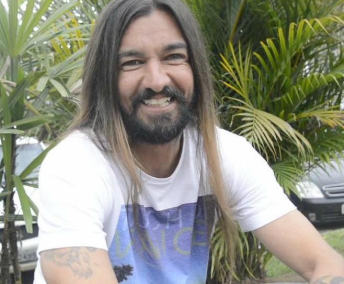 Armandinho Mistura com Rodaika musas musicas (Foto: Giovane Santayana/RBS TV)