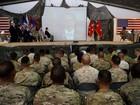 Obama agradece às tropas americanas no Dia da Independência