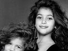 Kim Kardashian relembra infância para parabenizar irmã