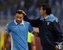 """Felipe Anderson faz golaço na Itália e avisa: """"Este será o meu melhor ano"""""""