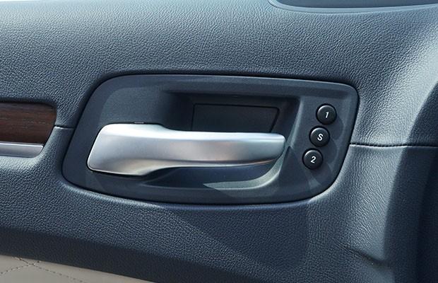 Chrysler 300C 2015 (Foto: Autoesporte)