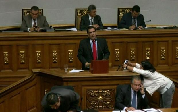 julgamento de Maduro (GloboNews)