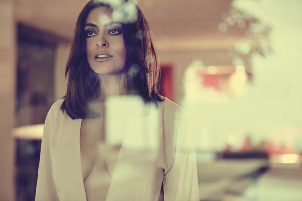Juliana Paes (Foto: Reprodução / Revista Claudia)