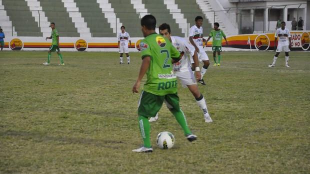 Sousa x Baraúnas (Foto: Jefferson Alves)