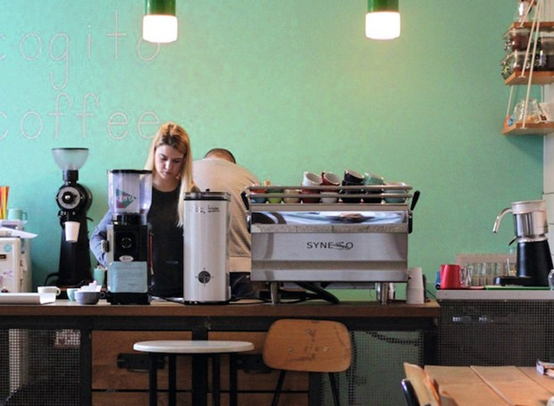 Cogito Coffee Roasters, a melhor cafeteria moderninha de Zagreb (Foto: Divulgação)