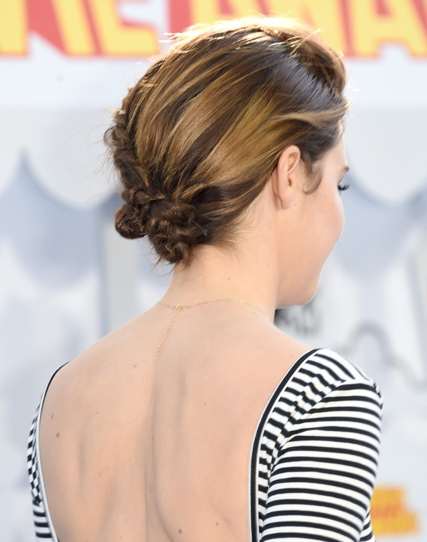 Shailene Woodley (Foto: AFP)