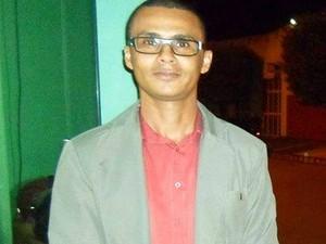 Sargento Wirantan Fraga dos Santos morreu durante troca de tiros (Foto: Arquivo Pessoal)