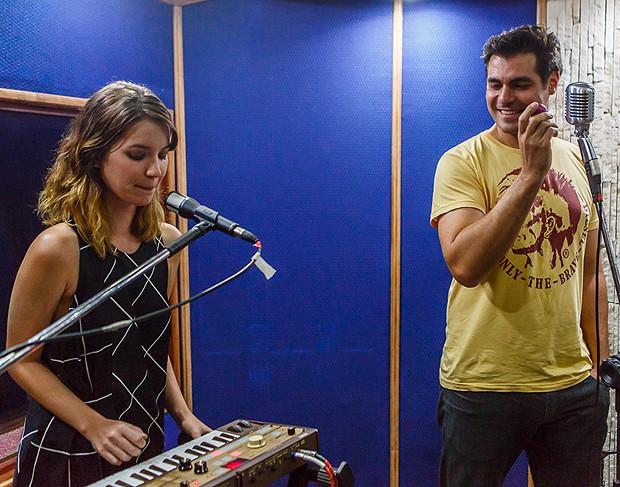 Nathalia Dill e Thiago Lacerda (Foto: Artur Meninea/ Gshow / Divulgação)