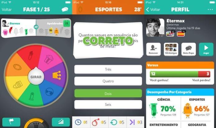 Perguntados é o jogo mais baixado da semana na App Store brasileira (Foto: Divulgação) (Foto: Perguntados é o jogo mais baixado da semana na App Store brasileira (Foto: Divulgação))
