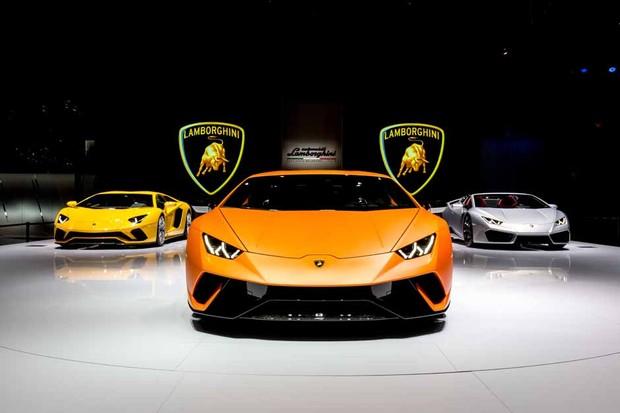 Lamborghini Huracán Performante (Foto: Divulgação)