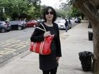 Familiares e amigos se despedem de Ada Chaseliov em cremação em SP