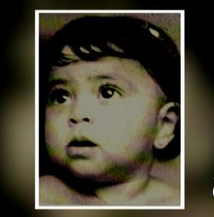 Juliana Paes revê foto da infância e se acha 'fofa' (Arquivo Pessoal)