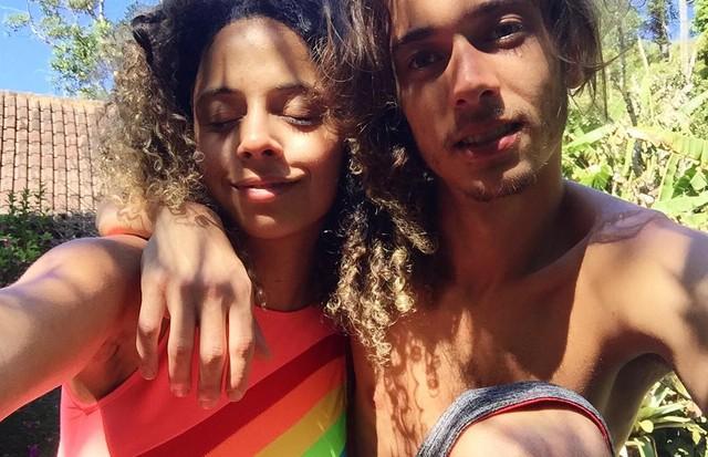 Guilherme Hamacek  e Roberta Campos (Foto: reprodução/Instagram)