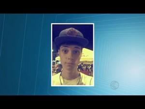 Gabriel Oliveira Maciel estava desaparecido desde a última sexta-feira (9) (Foto: Reprodução/TV Integração)