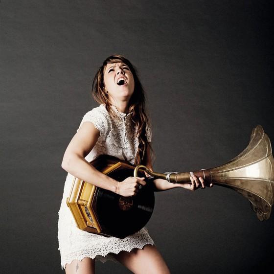 A cantora ,Zaz (Foto:  divulgação/ Yann Orhan)