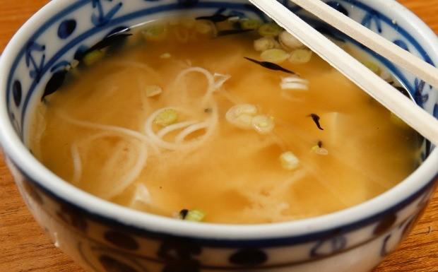 'Receitas da Carolina' - Ep. 6 - Sopa de missoshiro do Ohata (Foto: Tricia Vieira)