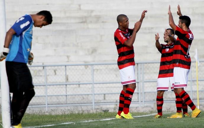Campinense x Esporte de Patos, Amigão (Foto: Leonardo Silva / Jornal da Paraíba)