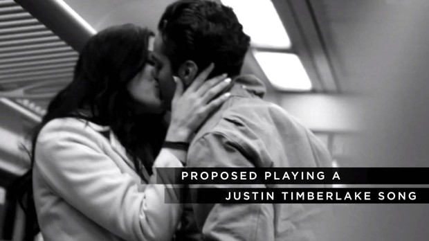 justin timberlake clipe not a bad thing (Foto: Divulgao)