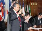 Presidente do TCE e procurador MPC são empossados em Porto Velho